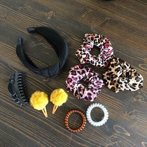 Lot of Hair Accesories